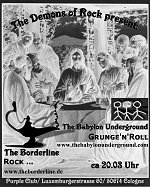 The Borderline Gig